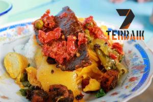 10 Makanan Khas Bukittinggi Yang Patut Dicoba