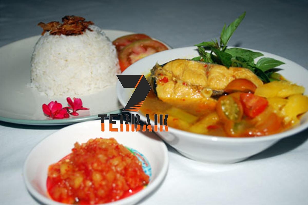 21 Pusat Wisata Kuliner Kota Lampung