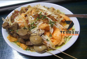 10 Makanan Khas Sukabumi Paling Favorit