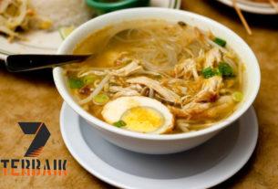 7 Makanan Favorit Kota Lamongan