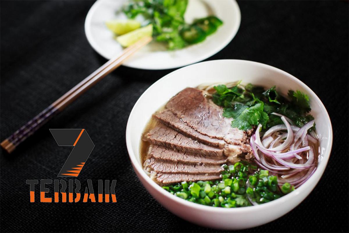 10 Makanan Khas Vietnam Wajib Dicicipi Artikel Unik