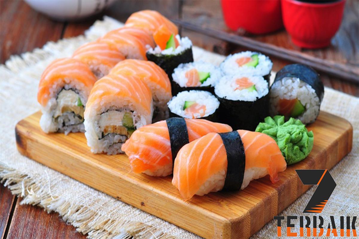 10 Macam Makanan Khas Jepang Populer