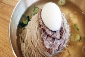 7 Makanan Khas Korea Utara