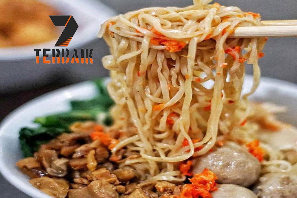 10 Tempat Makan Mie Ayam Enak di Jakarta
