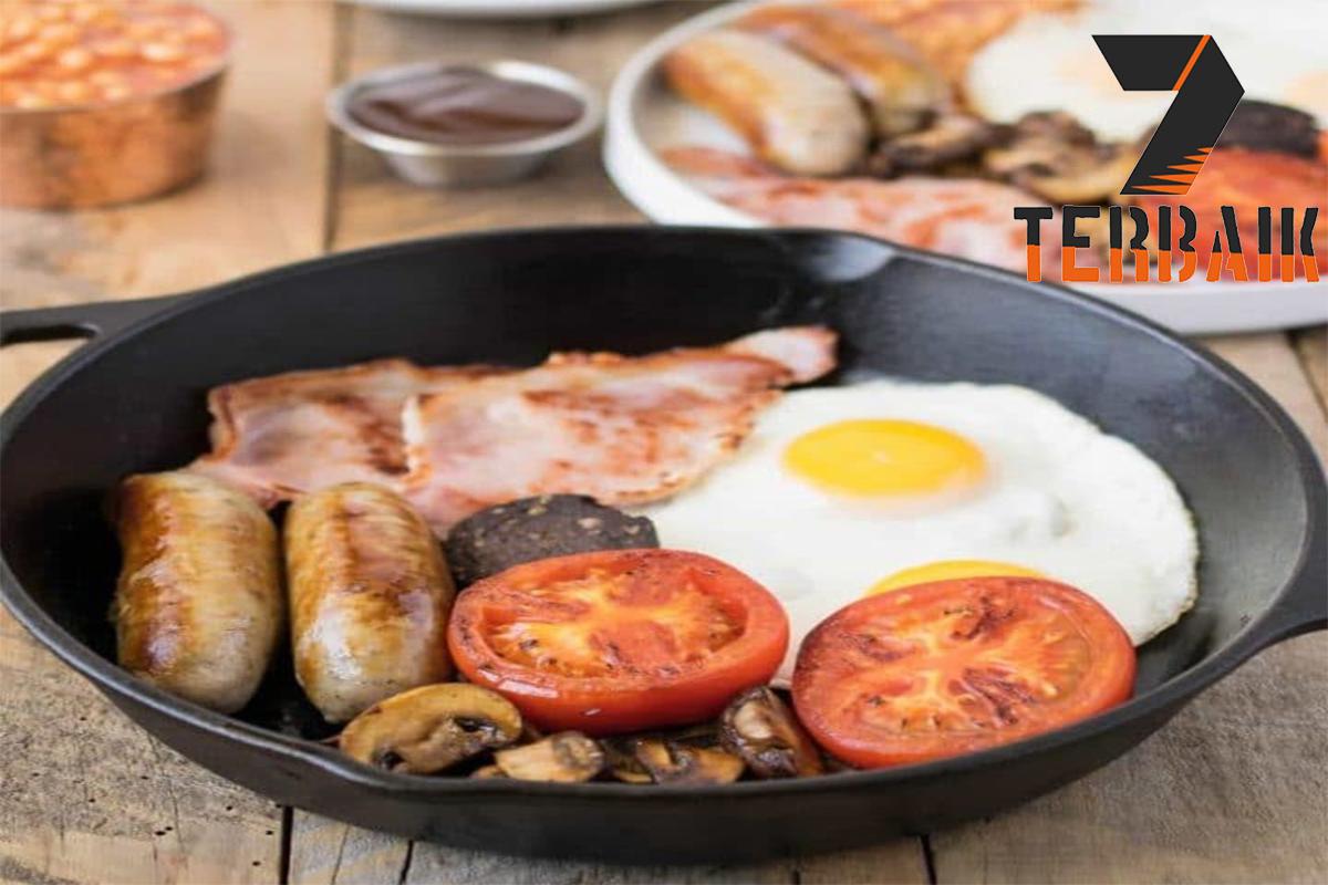 11 Makanan Khas Inggris Jadi Primadona
