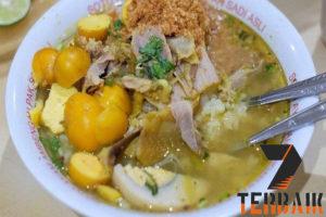 5 Tempat Makan Soto Ayam Jakarta